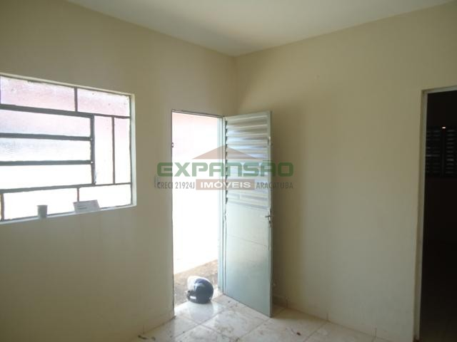 Casa para alugar no Santo Antonio em Araçatuba/SP